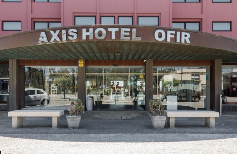 Hotel Axis Ofir acaba de fechar as portas após saída dos últimos clientes