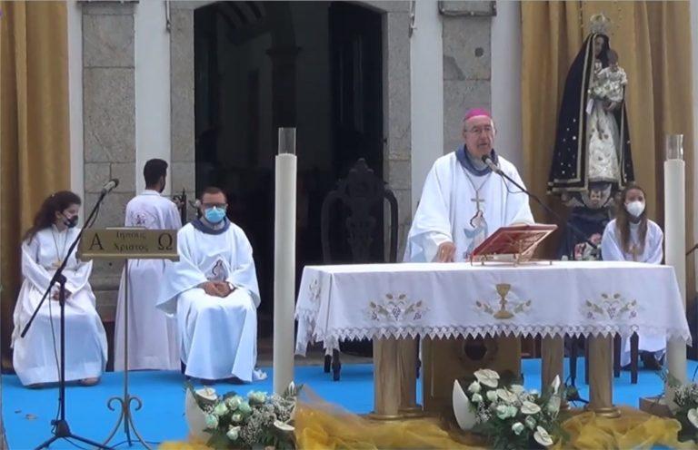 Esposende: D. Jorge Ortiga presidiu à Eucaristia Solene em honra de Nossa Senhora da Saúde e Soledade