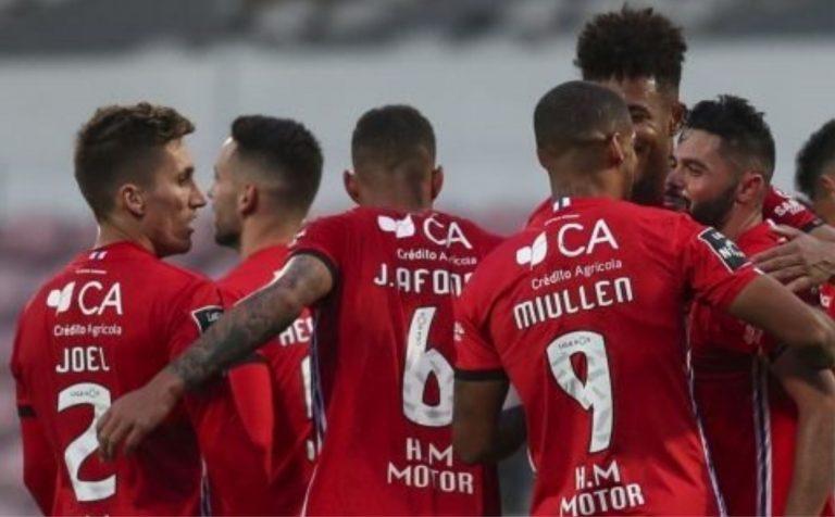 Gil Vicente empata sem golos com Pevidém em jogo particular