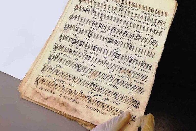 Apresentação do espólio musical do Padre Manuel Faria Borda