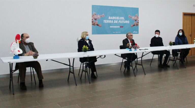BTF anuncia primeiros nomes candidatos à Câmara e Assembleia Municipal de Barcelos