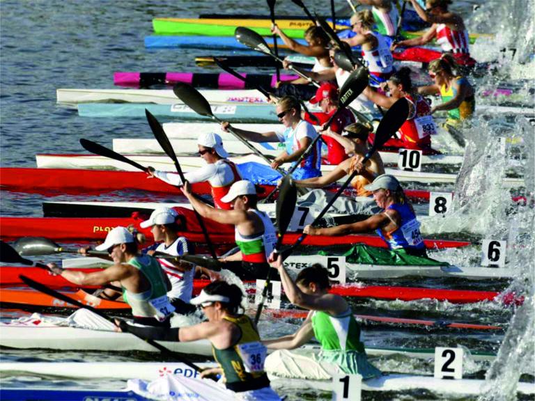 Canoagem: Portugal recebe Mundial de velocidade de juniores e sub-23 em 2025