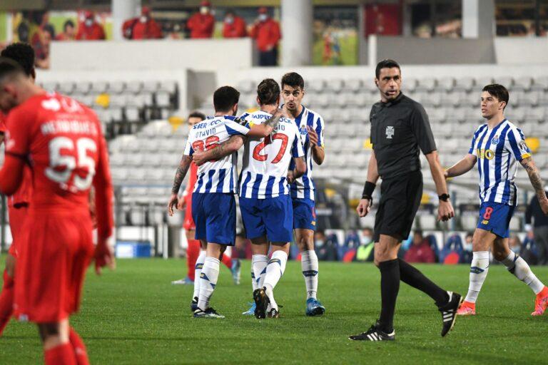 Gil Vicente perde com o FC Porto por duas bolas a zero