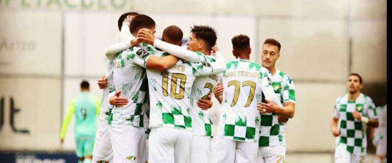 Moreirense derrota Sporting de Braga B por 2-0 em jogo de preparação em Fão