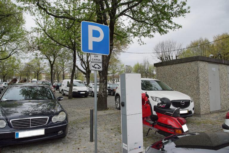 Posto de carregamento para veículos elétricos avança em Barcelos