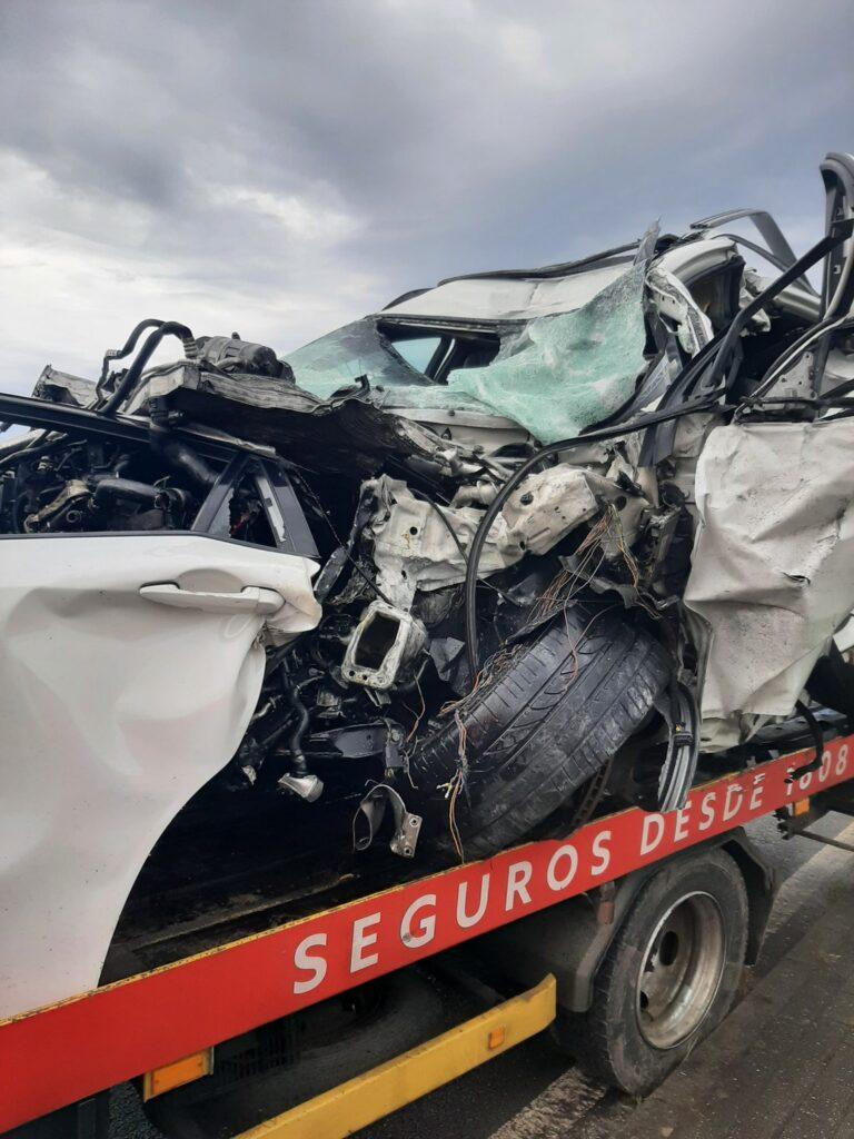 Choque entre carro e camião faz um ferido em Esposende