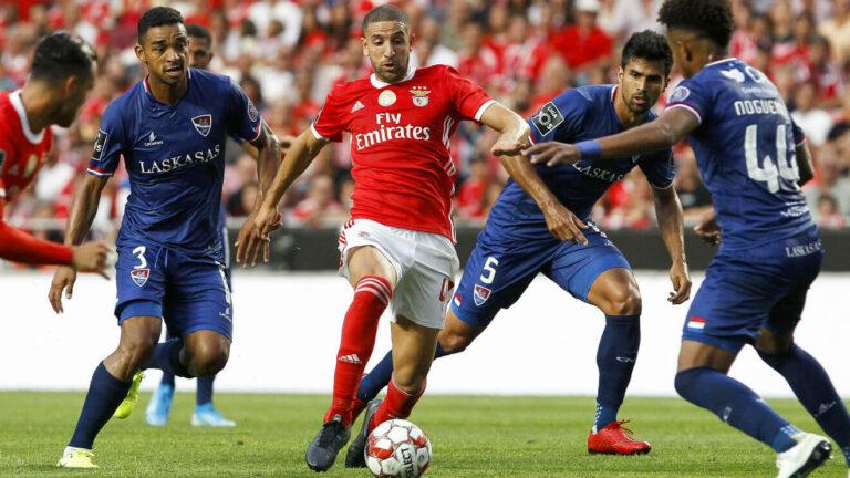 Gil Vicente vence na Luz e põe fim a ciclo de vitórias do Benfica