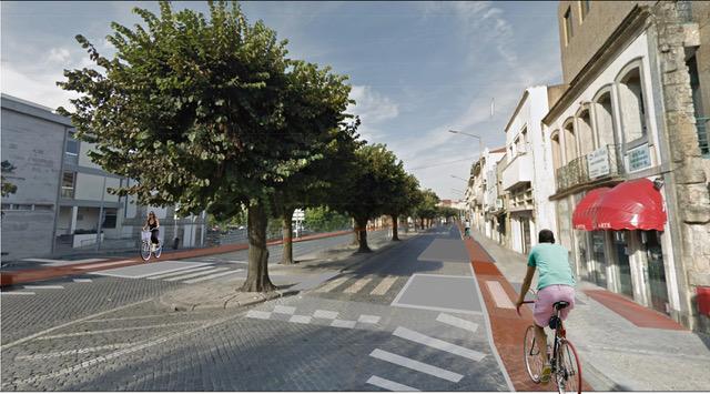 Município de Barcelos investe 3,3 ME em rede de ciclovias urbanas com 8.394 metros