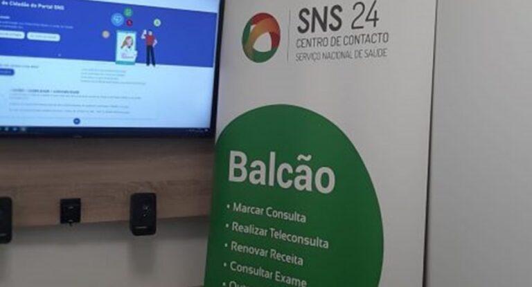 Três novos balcões SNS 24 abriram hoje – Um em Barcelos e dois em Vila Real