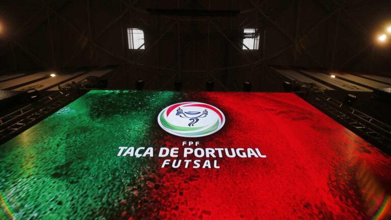 FPF cancela Taça de Portugal de futsal e futebol feminino
