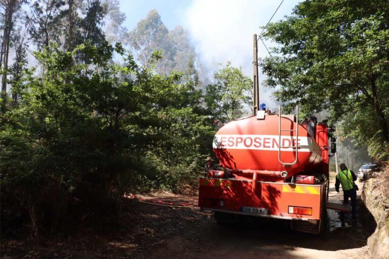 Antas: Incêndio de origem suspeita investigado pela GNR