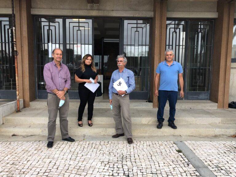 Lista independente para a UF de Palmeira e Curvos encabeçada por Fernando Carvalho