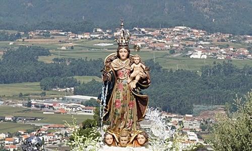 Barcelos acolhe a Senhora da Franqueira no próximo sábado