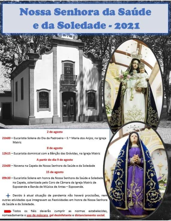 Festas da Nossa Senhora da Saúde e da Soledade