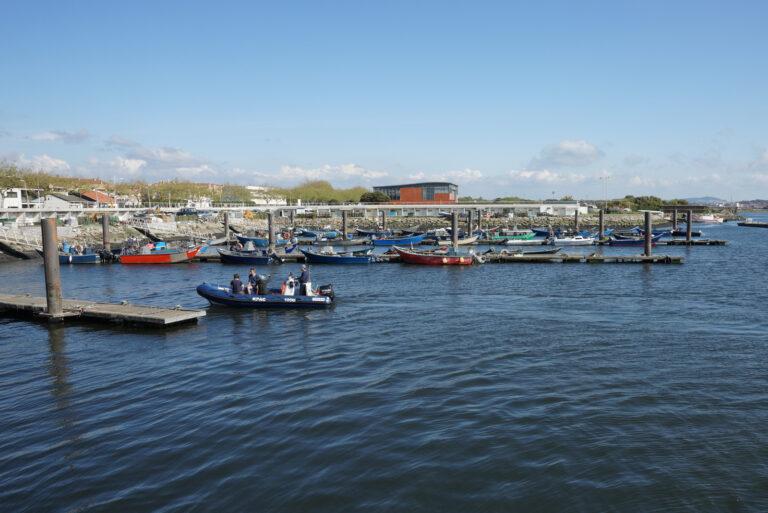 Docapesca investe 338.100 euros  no porto de pesca de Esposende