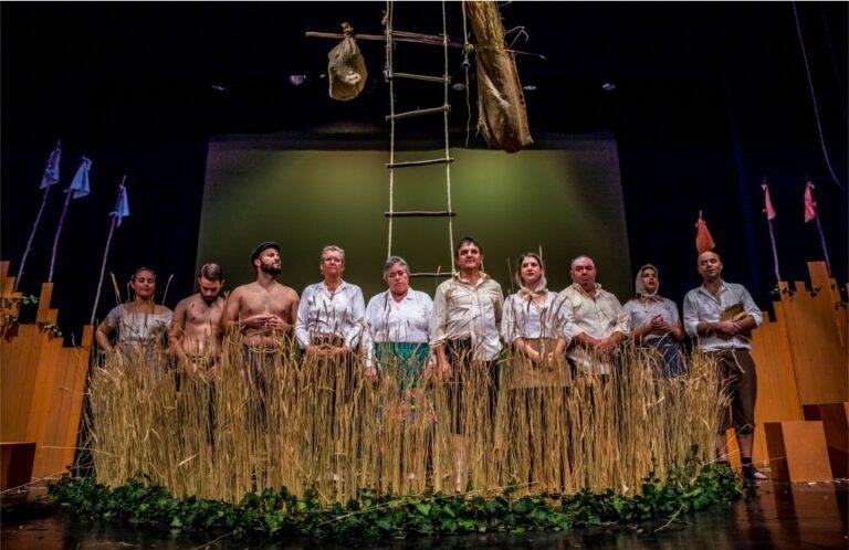 Teatro de Balugas a caminho do Mondial du Théâtre no Mónaco
