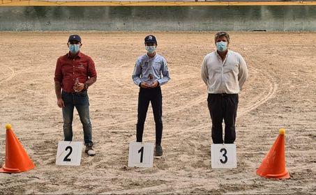 Intersped team vence mais uma jornada do Campeonato Regional Norte Cambiando de Maratona de Atrelagem.