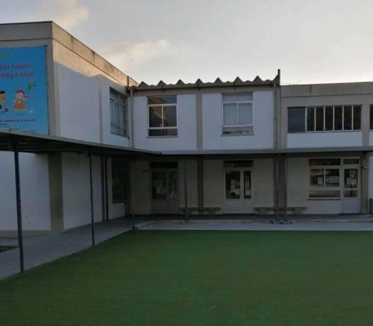 Remoção de amianto obriga ATL da escola EB/JI de Fraião a mudar-se para o Salão Paroquial da Igreja de Tamel São Veríssimo