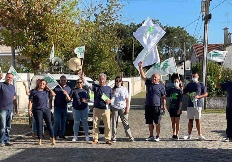 Unidos por Palmeira e Curvos iniciou campanha com uma grande arruada